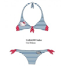 Hello Kitty Sailor Bikini
